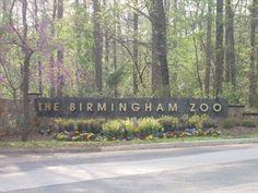 Birmingham Alabama Zoo