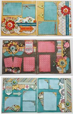 scrapbook layouts using stripe paper kiwi lane - Yahoo Search Results Image Search Results Scrapbook Layout Sketches, Scrapbook Templates, Scrapbook Designs, Scrapbook Paper Crafts, Scrapbook Supplies, Scrapbooking Layouts, Wedding Scrapbook, Baby Scrapbook, Scrapbook Cards