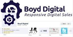 Boyd Digital Facebook Glasgow, Scotland, Social Media, Ads, Facebook, Digital, Phone, Telephone, Social Networks