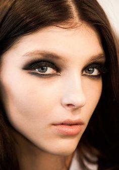 Fashion Week Makeup AW15 | Makeup Artist Blog | Mascara Wars