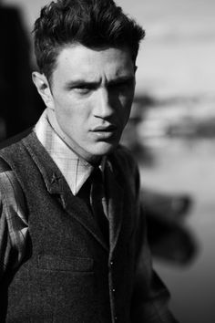 "British Model Gavin Jones in ""Seafarers"" by Thomas Schmidt for Fashionisto Exclusive - December 2012"