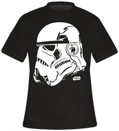 T-Shirt Mec STAR WARS - Stormtrooper - http://rockagogo.com