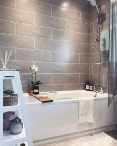 Idea, methods, and manual when it comes to obtaining the greatest end result and making the max usage of Small Bathroom Renovation Ideas Bad Inspiration, Bathroom Inspiration, Family Bathroom, Small Bathroom, Master Bathroom, Navy Bathroom, Bathroom Stuff, Bathroom Photos, Bathroom Ideas