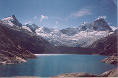 Laguna Cullicocha #places #nature #earth #glacier #snow #adventure #travel #trekking #map #photographs #herbs #hiking #images #sightseeing #mountains #infrastructure #buildings #water #TrekFriday #Safuna #alpamayo #peru #Huaraz