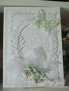 card by Olga Jewell