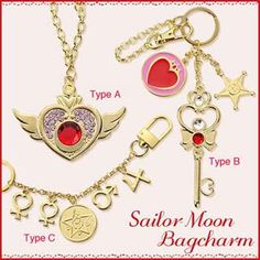 """sailor moon"" ""sailor moon toys"" ""sailor moon merchandise"" ""sailor moon locket"" ""sailor moon compact"" charm shopping ""where to buy"" ""20th an..."
