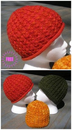 Knit Chunky Dean Street Hat Free Knitting Pattern 8abc06c9a538