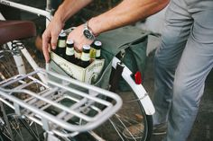 Bike Drink Carrier | Sudwerk Brewing