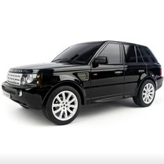 Range Rover Sport - Black For more Rastar toys, visit http://www.yellowgiraffe.in/ #Rastar #cars #toys #RangeRover