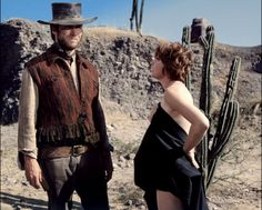 Two Mules for Sister Sara (1970) - Shirley MacLaine & Clint Eastwood