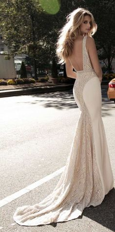 Berta Wedding Dress Inspiration