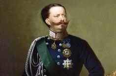 Vittorio Emanuele II , diventato re di Sardegna dopo l' abdicazione del padre Carlo Alberto (23 marzo 1849 ) ,venne proclamato  re d' Italia il 17 marzo 1861, fu il primo sovrano del nostro paese. Nel 1866 sostenne la terza guerra d' indipendenza e nel 1870 appoggiò , senza molta convinzione, l' assalto a Porta Pia.