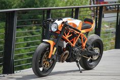 The Bullitt: Ducati 900SS Cafe Racer by CC Racing Garage