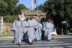 Franciscan Friars of the Immaculate   FILE: Franciscan Friars of the Immaculata (FFI) from WWW.ECCLESIADEI ...