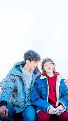 Miss this ❤ so I decided to rewatch Does anyone know any kdrama that's just like this? #kdrama #weightliftingfairy