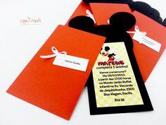 #convite #mickey #convite especial #aniversário