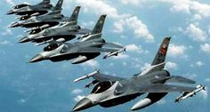 Exerciții militare româno-americane în Ardeal. Șase aeronave de luptă F-16 au aterizat la Câmpia Turzii