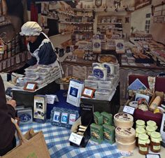 The Flag Market, Preston proved to be a popular stocking filler event for us!