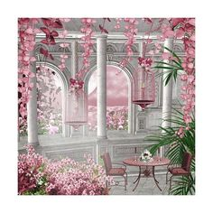 purefantasy11.jpg ❤ liked on Polyvore featuring backgrounds and room
