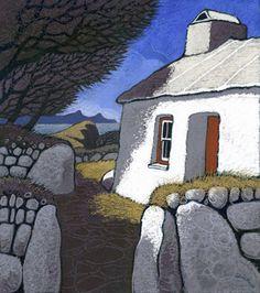 GARN FAWR - CHRIS NEALE landscape artist
