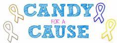#candyforacause
