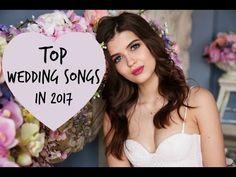 Top 25 Wedding Songs in 2017 https://www.youtube.com/watch?v=EGrYQu3CgTU