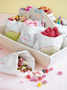 Sweetie Bags by Confetti.co.uk, via Flickr