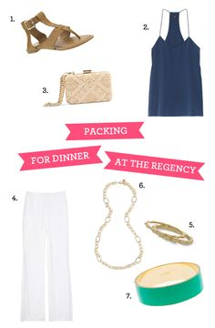 New post today! What to pack for dinner in Jamaica // Sandals Royal Caribbean // Jamaica