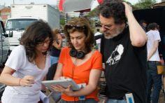 Os diretores Olívia Guimarães, Ana Luiza Azevedo e Jorge Furtado | #DoceDeMae | TV Globo
