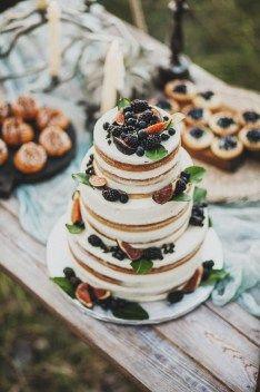 rustic wedding cake торт в стиле рустик