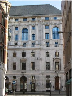 Britannic House, London