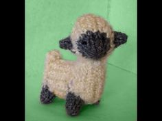 How to Loom Knit a Mini Sheep, My Crafts and DIY Projects