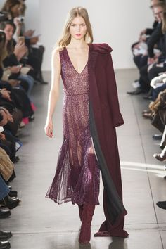 Pamella Roland, Fall 2017 - The Most Stunning Dresses at NYFW Fall 2017 - Photos