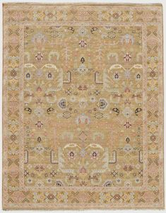 Gold, Pink, Gray (BRS-18) Traditional / Oriental Area Rug Entertainment Furniture, Floor Art, Orange Rugs, Leather Furniture, Small Rugs, Rugs In Living Room, Bristol, The Help