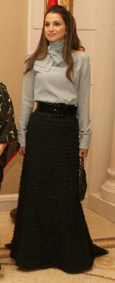 Queen Rania Of Jordan - Page 15 - the Fashion Spot