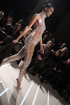 empress-empire:  Cora Emmanuel || Alexandre Vauthier S/S13 Couture