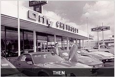 In 1978, Mr. Rick Hendrick acquired City Chevrolet and it became the flagship store of over 60 Hendrick-owned dealerships.    Although the location of the dealership and price of a new car may have changed throughout the years, what have not changed are the principles that have made our company successful—honesty, integrity, and teamwork. At no other dealership will you find the atmosphere of cooperation and commitment to the job that you find at City Chevrolet.