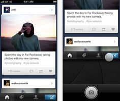 Tumblr for iOS goes native now with redesigned Dashboard, improved notifications and more