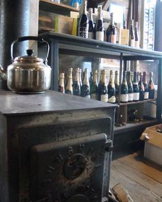 The Blue Hill Wine Shop in Blue Hill, Maine is one of our favorite neighborhood businesses.  They offer terrific wine at compelling prices as well as coffee, tea, tobacco, seasonal food items, artisanal cheeses and plenty of advice and good cheer.