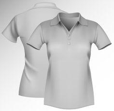 Beautifully Vector Shirt Template Eps Free Design
