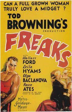 O clássico do cinema de terror norte-americano Freaks (1932) é exibido neste domingo (24), no Museu da Imagem e do Som (MIS), em São Paulo. Com trilha sonora executada ao vivo pelo grupo Pedra Branca, a sessão se inicia às 16h...
