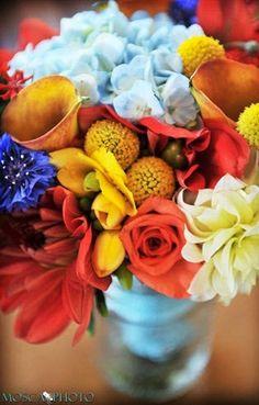 bouquet ideas...