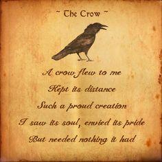 The Crow by Jothike.deviantart.com