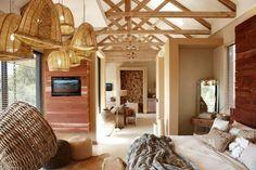 Olive Exclusive, Windhoek, Namíbia: conhecida como ponto de passagem para os principais destinos de safari da Namíbia, a cidade de Windhoek tem um novo hotel boutique contemporâneo de luxo para receber os viajantes. Situado numa tranqüila área residencial a cinco minutos do centro da cidade, o Olive Exclusive tem sete suítes inspiradas em diferentes regiões do país Foto: Divulgação