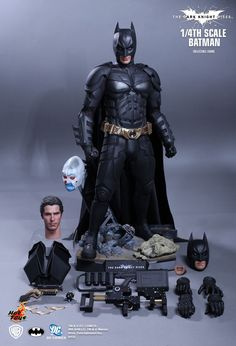 Hot Toys - Batman The Dark Knight