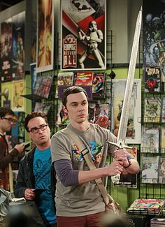 """You know you're a nerd when you watch a nerdy show and think, """"That's not what the GoT sword should look like..."""""""