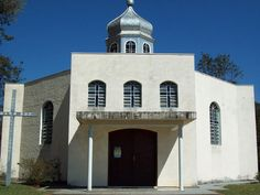 Igreja ucraniana da Fazendinha, em Venceslau Braz