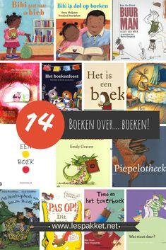 Thema boeken: 14 Boeken over... boeken