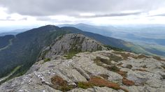 Mt Mansfield, VT state high point. 9/11/15 Hike.