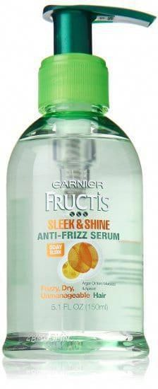 10 Products My Pixie Cut Can't Live Without Garnier Hair Care Fructis Sleek & Shine Anti-frizz Serum - Station Of Colored Hairs Anti Frizz Hair, Anti Frizz Serum, Hair Serum, Frizzy Hair, Dry Hair, Hair Care Oil, Diy Hair Care, Hair Oil, Dark Curly Hair
